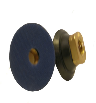 "Alpha Flexible Backer Pad 2"" 5/8""-11"